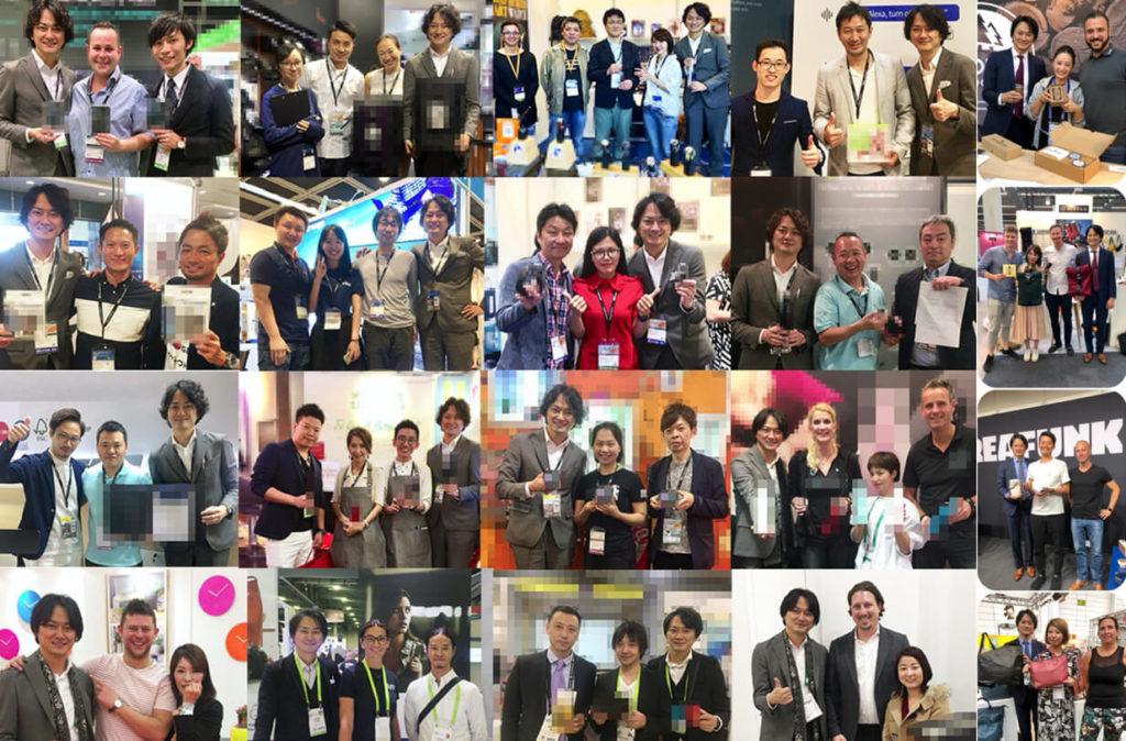 海外実践プロジェクト参加者